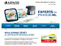Aspasie - �tiquettes IML