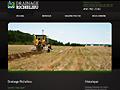 Drainage Richelieu - Drainage agricole