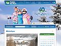 Vallée du Parc - Pistes de ski alpin et planche à neige, sentiers de raquettes et glissade sur tubes